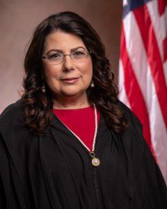 Erie County Judge Stephanie Domitrovich