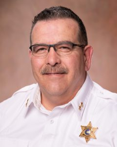 Erie County Sheriff John Loomis