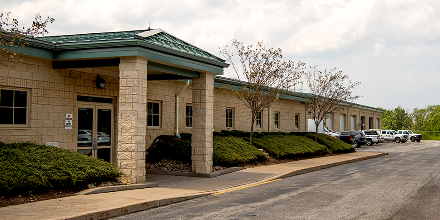 Erie County Department of Public Safety building
