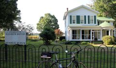 Historic Charlotte Elizabeth Battles Memorial Museum in Girard, Erie County