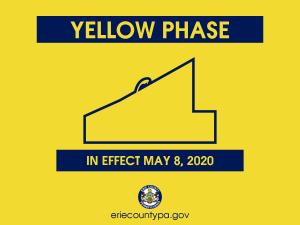 Yellow Phase in Effect May 08, 2020