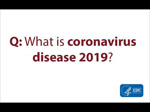 COVID-19: What is novel coronavirus?