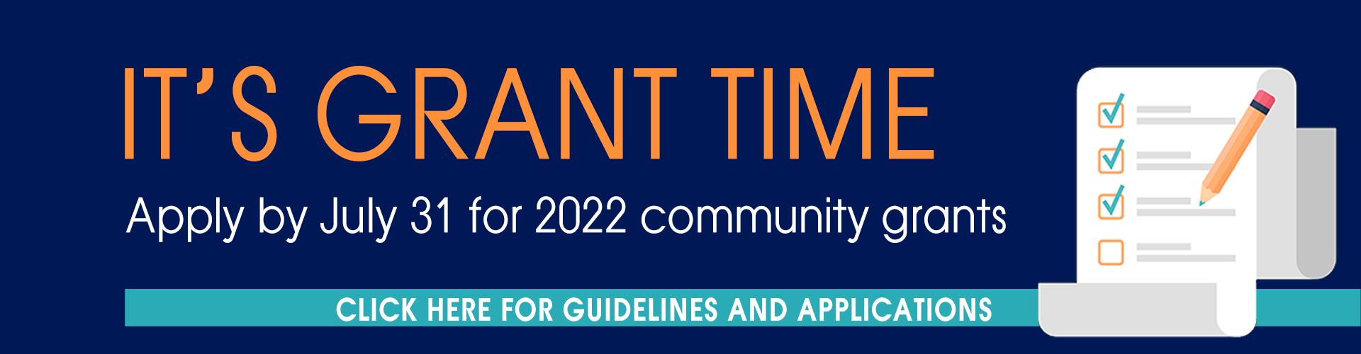Apply for an Erie Community Grant